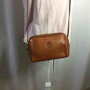MARK CROSS Vintage Brown Leather Purse